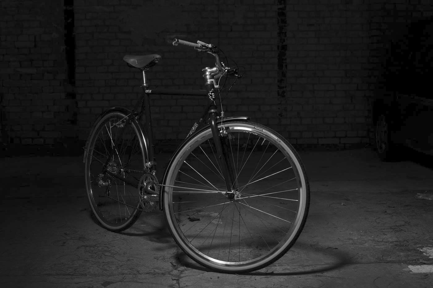 Brother Cycles — The Kepler Gents-Cruiser
