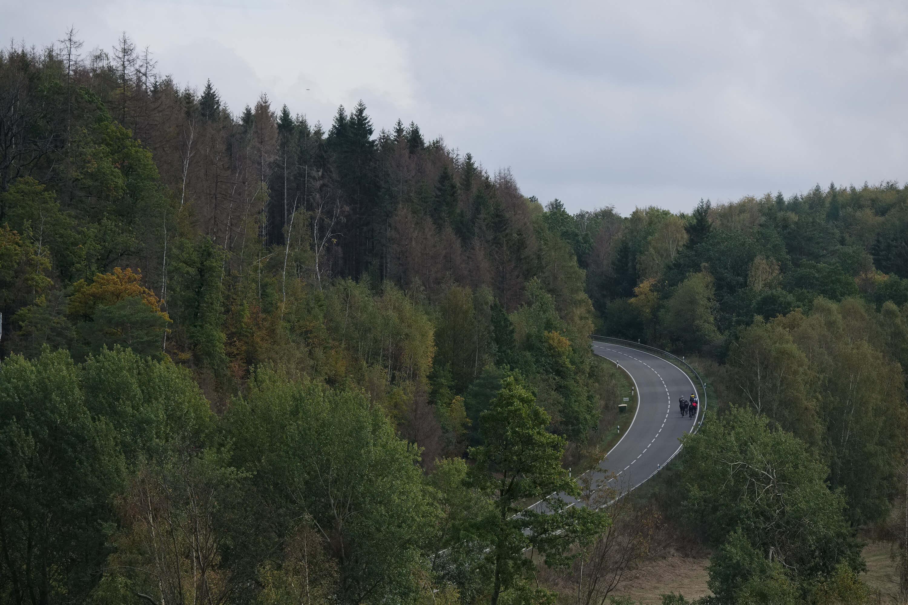 The Hunt Cycling Harz Weekender