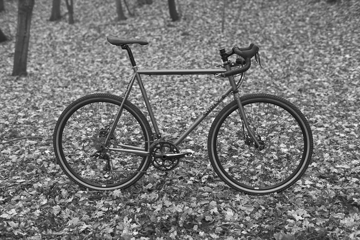 My N+1 bike — The Surly Straggler