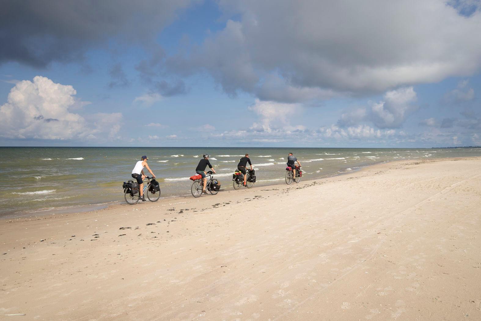 Tour Roundup — A Trip Along The Baltic Sea Part III