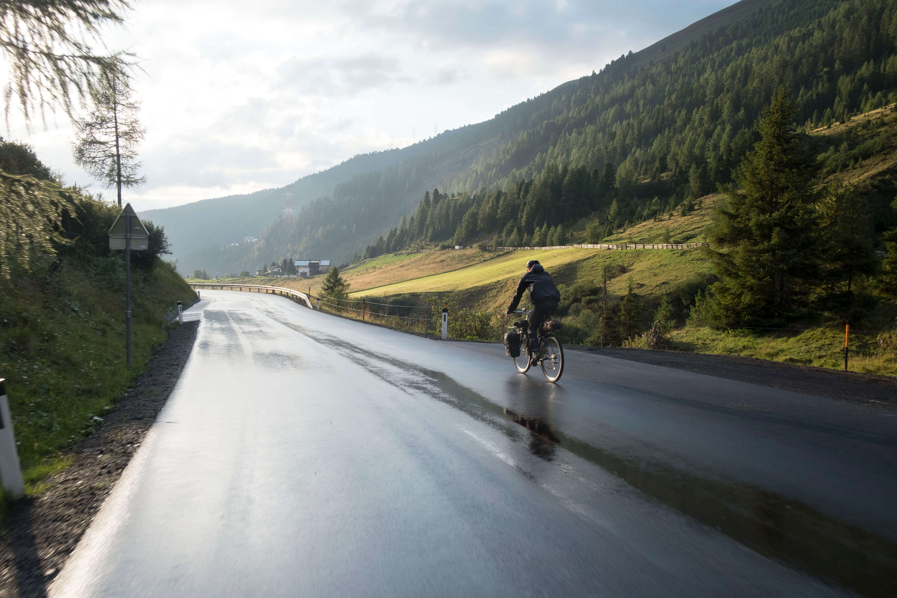 The Road To Italy — Crossing The Alps From Innsbruck To Verona