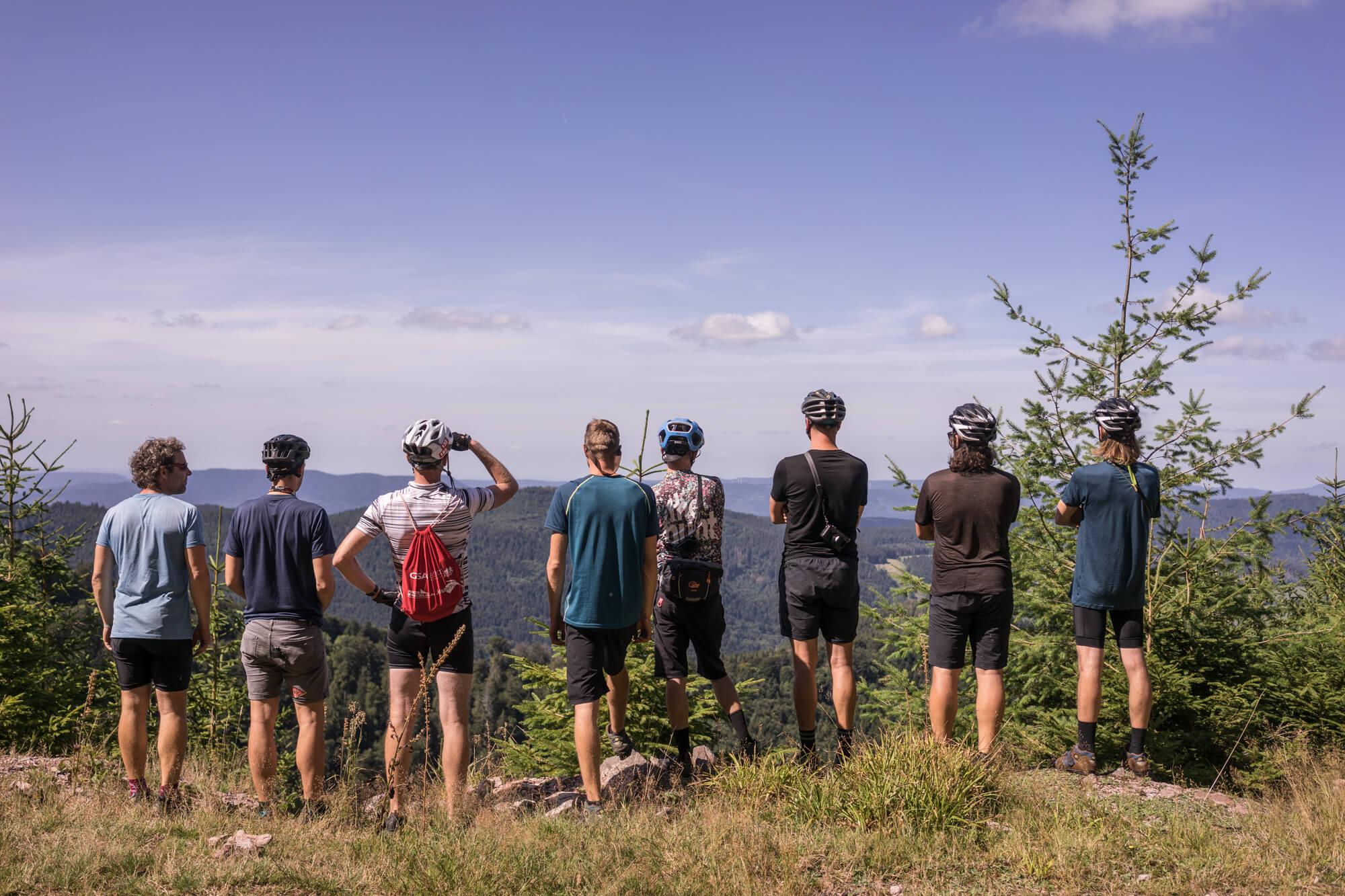 Bikepacking France — Traversée du Massif Vosgien TMV